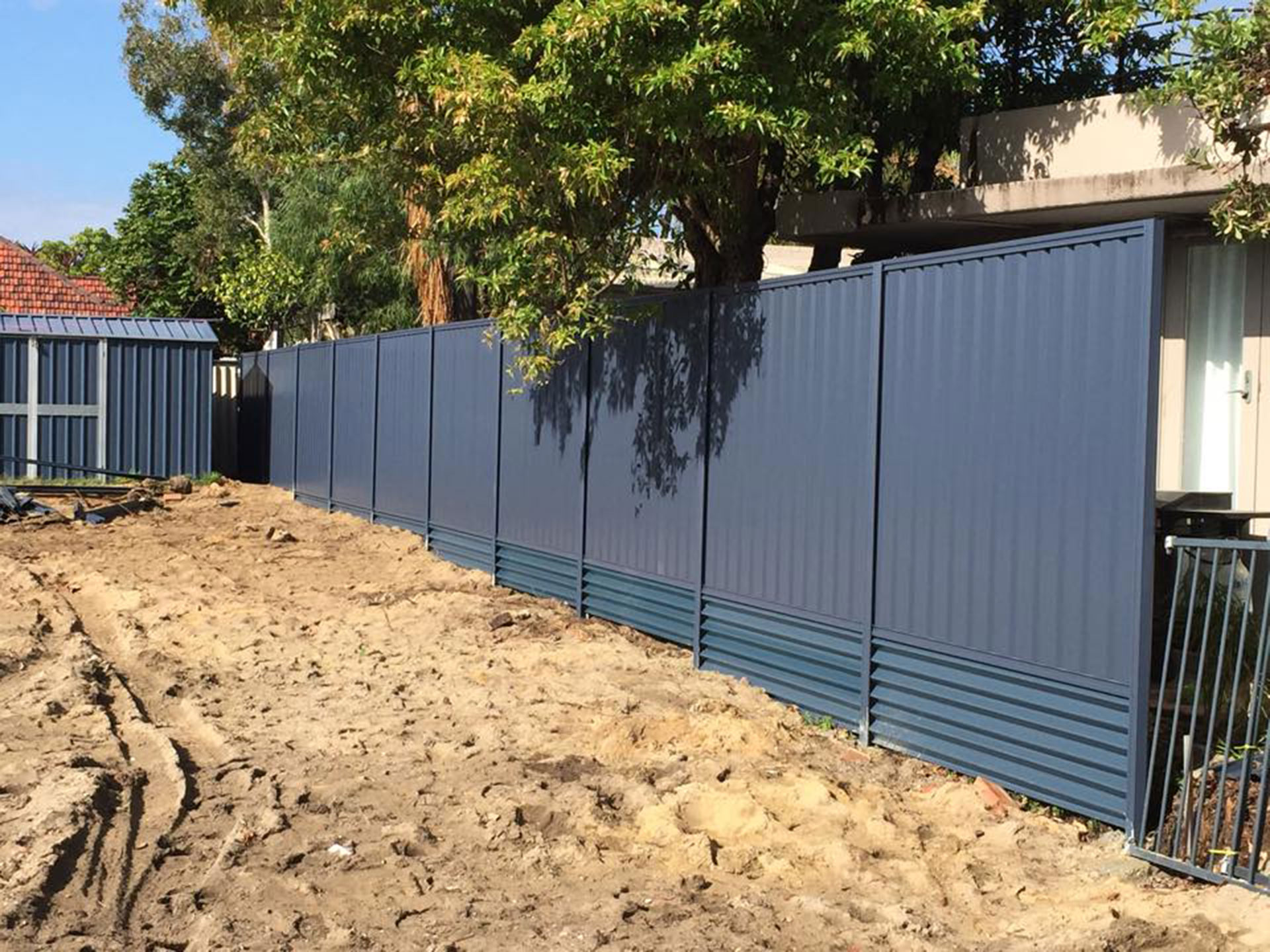 Choosing a Colorbond Fence Colour